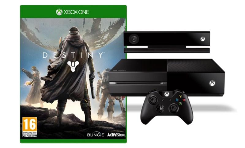 Destiny Xbox One bundle