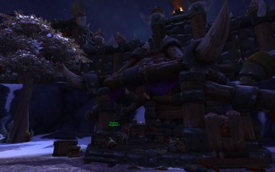 Warcraft Engineering Works building
