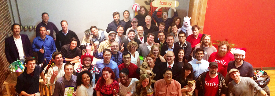 The Fastly team.
