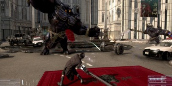Final Fantasy XV director leaves project after 8 years of work
