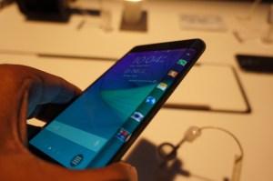 Samsung's Galaxy Note Edge