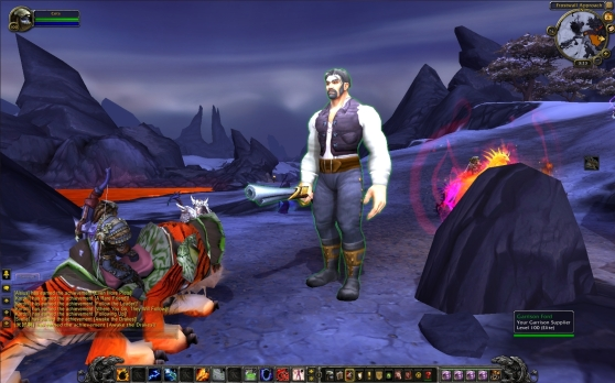 Warcraft Warlords of Draenor Garrison Ford