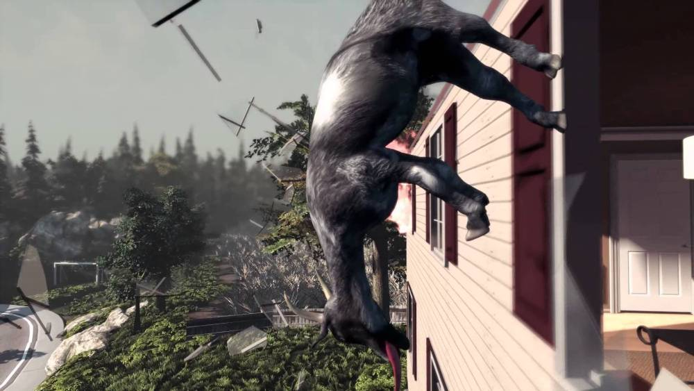 Goat Simulator proved just how profitable stupidity can be.