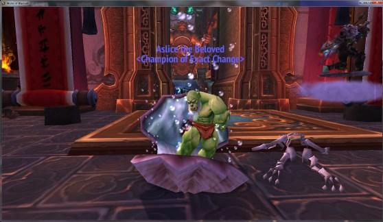 World of Warcraft goklokk