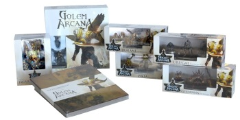 Golem Arcana crushes mobile and tabletop gaming together into a fantastic hybrid (review)