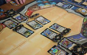 Hearthstone card game