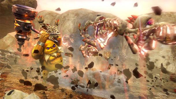 Hyrule Warriors Goron
