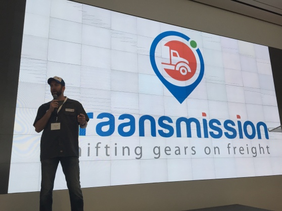 Traansmission CEO Jason Cahill