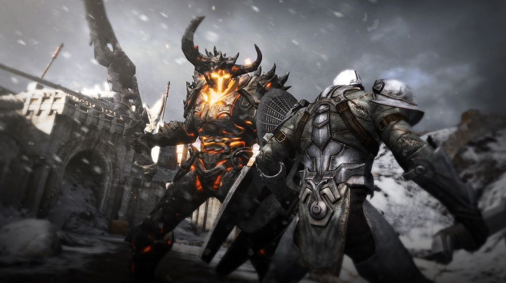 4 Years And 50m Downloads After Its Debut The Infinity Blade Mobile Game Comes To Its Conclusion Venturebeat