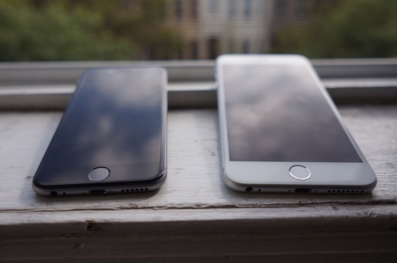 Apple's iPhone 6 and iPhone 6 Plus