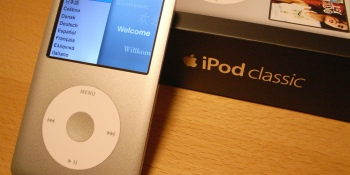 Apple stops selling the iPod Classic to make room for iPhone 6