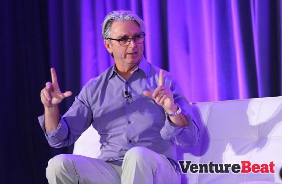 John Riccitiello, former CEO of EA