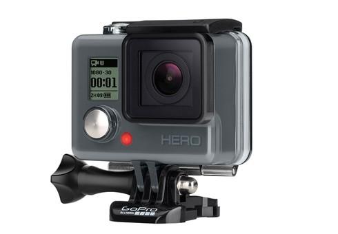 GoPro's new entry-level Hero camera