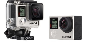 GoPro's new cameras bring silky 4K on the high-end and a $129 price on the low-end