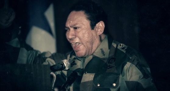 Manuel Noriega in real life
