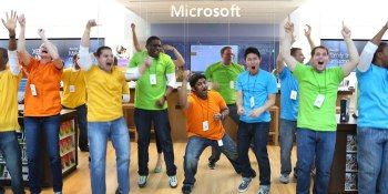 Microsoft is testing a customer rewards program called Earn in select U.S. stores