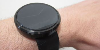 Moto 360: A round smartwatch not yet ready to roll (review)