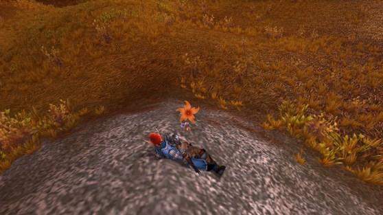 World of Warcraft mourning glory after rasha's