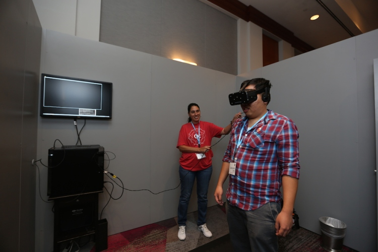 Oculus Connect Crescent Bay demo