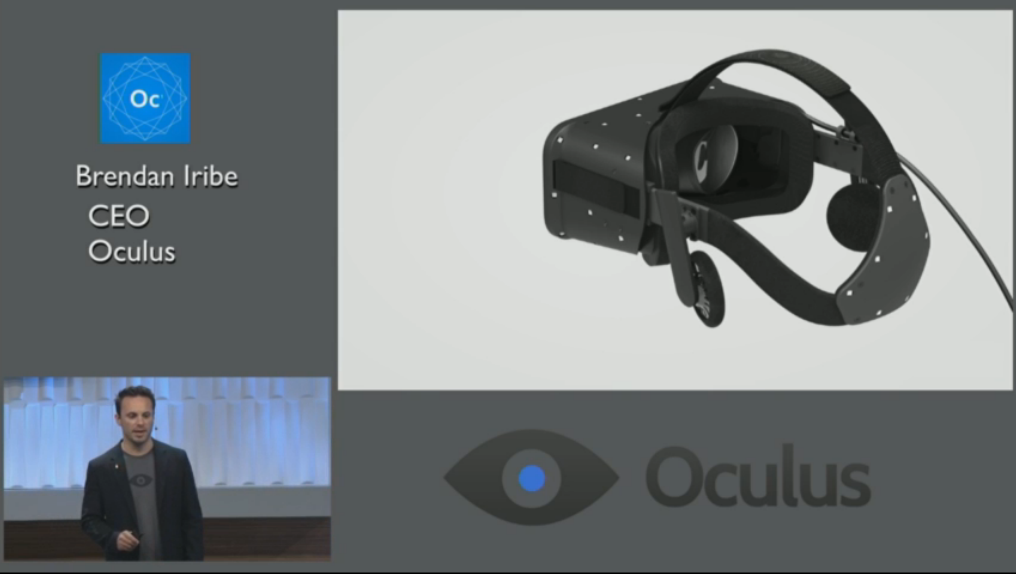 Oculus Rift's Crescent Bay prototype includes several new features.