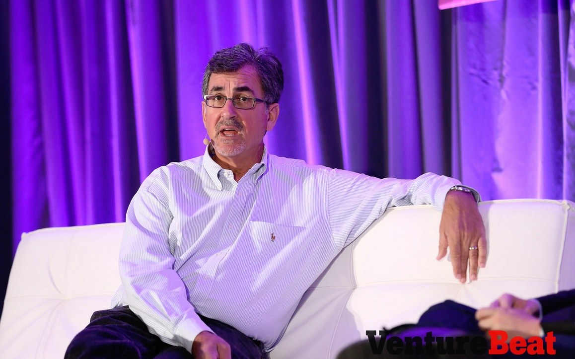Michael Pachter at GamesBeat 2014.