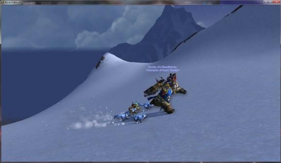 World of Warcraft panflute