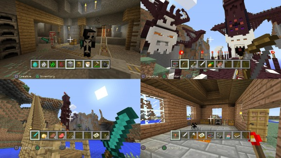 PS4 version of indie phenomenon Minecraft available now