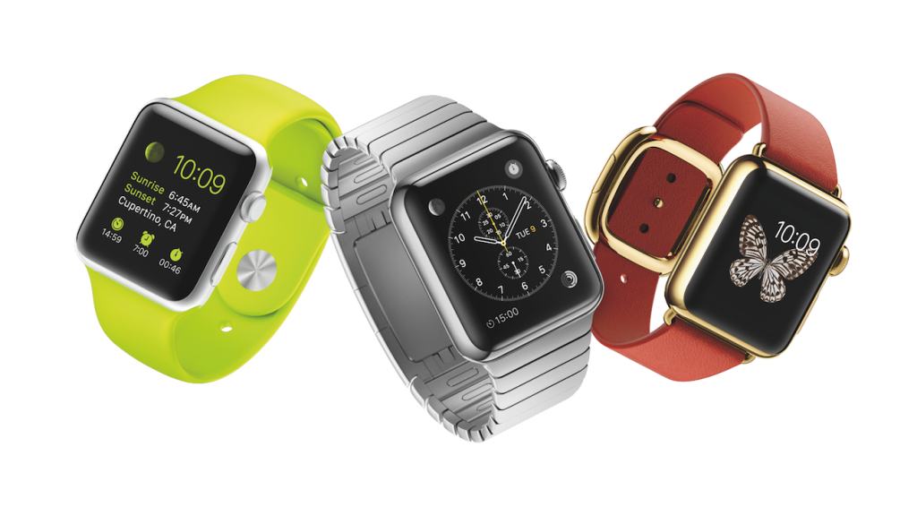iWatch Press Image