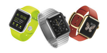 Apple shows off its long-awaited Apple Watch smartwatch