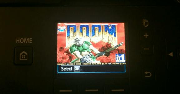 Canon Doom