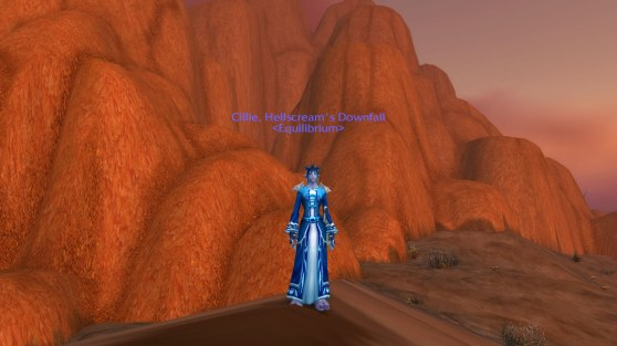 Tabytha's World of Warcraft character
