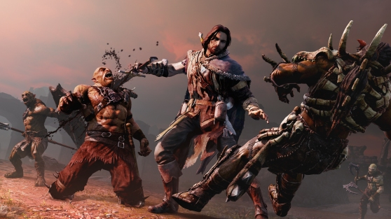 Shadow of Mordor lets you run loose on the armies of Sauron.