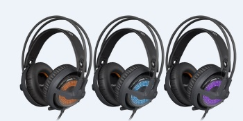 SteelSeries refreshes its Siberia audio headsets for gamers