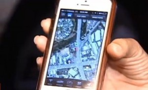 Tesla's 'Find my Tesla' app helped one couple follow along as police tracked down their missing vehicle.
