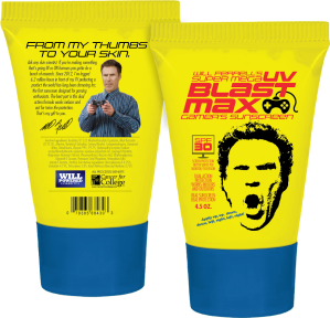 If you donate $50 to the IndieGoGo campaign, you'll get your own tube of Will Ferrell's SuperMegaUVBlastMax Sunscreen.