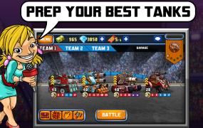 Super Battle Tactics (DeNA)