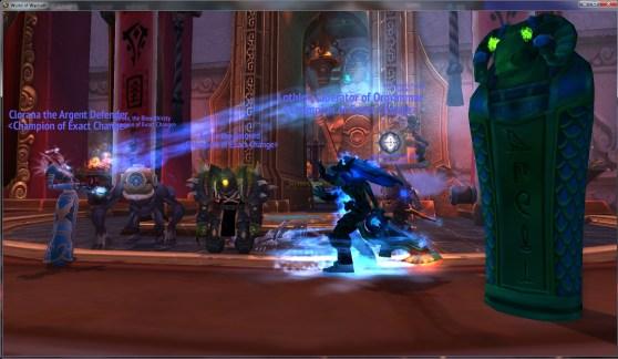 World of Warcraft Shado-Pan Geyser Gun