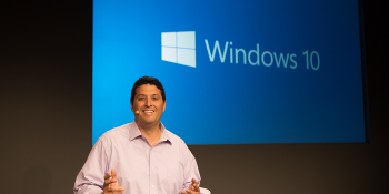 Windows 10 is Microsoft's big fat apology for Windows 8
