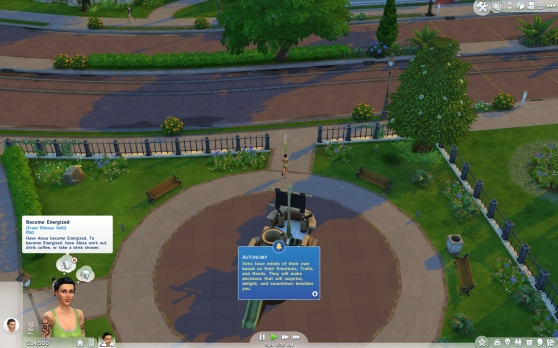 The Sims 4 tips