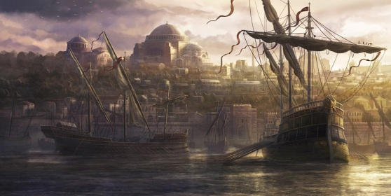Total War: Attila concept art