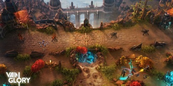 Vainglory keeps you tapping your mobile screen like a maniac (review)