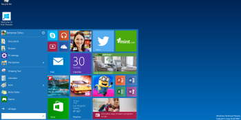 A first look at Windows 10 in 5 tweets