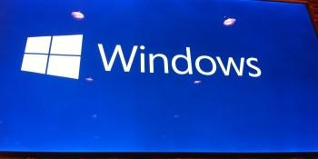 Microsoft unveils the new Windows: Windows 10