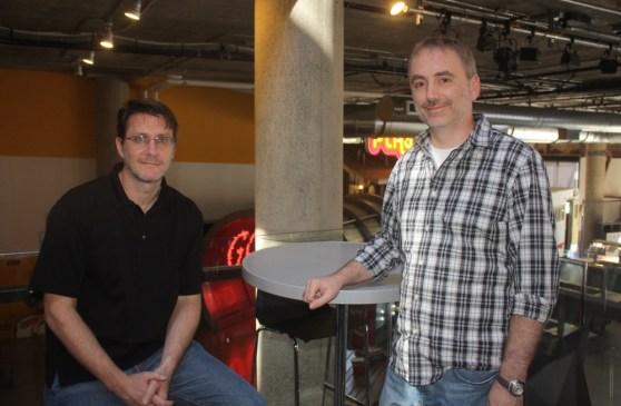 Jay Shenkman and Mike Taramykin of Zynga Sports 365