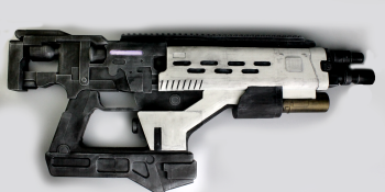 This Destiny fusion rifle is real … and it came from a 3D printer