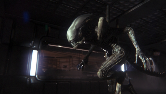 This Xenomorph misses its daddy, the late H.R. Giger