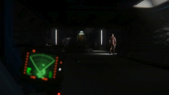 The Alien isn't the only one on the station you'll have to worry about.