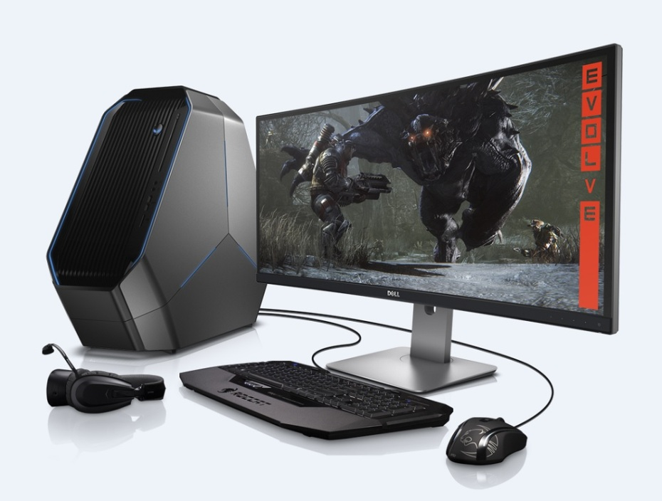 alienware shows off its new area 51 gaming desktop gamesbeat games by dean takahashi. Black Bedroom Furniture Sets. Home Design Ideas