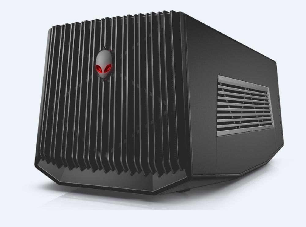 Alienware Unveils Graphics Amplifier To Give Laptops