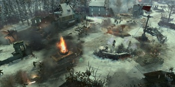 Relive the intense Battle of the Bulge in Company of Heroes 2: Ardennes Assault